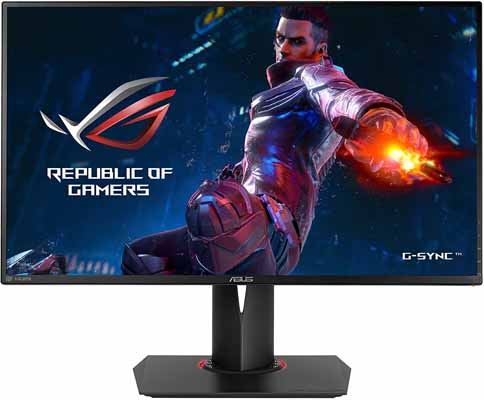 best gaming monitor for gtx 1080 ti