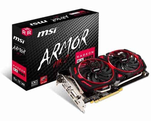 MSI Gaming Radeon RX 570