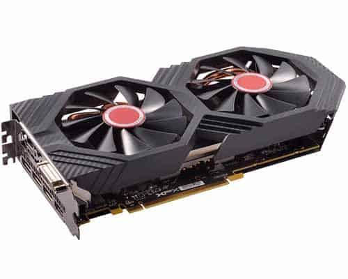 is rx 580 enough for 144hz