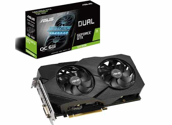 best graphics card for 2600